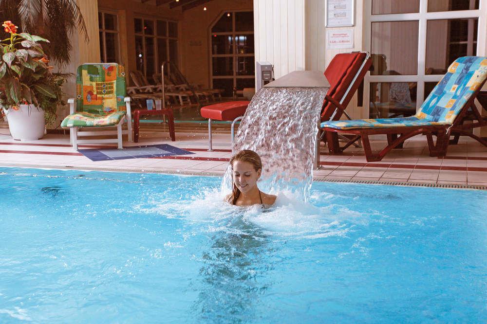 Haustherme Hotel Quellenhof Bad Birnbach Rottal Terme