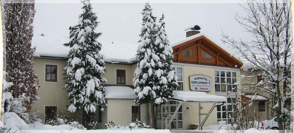 Hotel Quellenhof Bad Birnbach Hotels Kurhotels Rottal